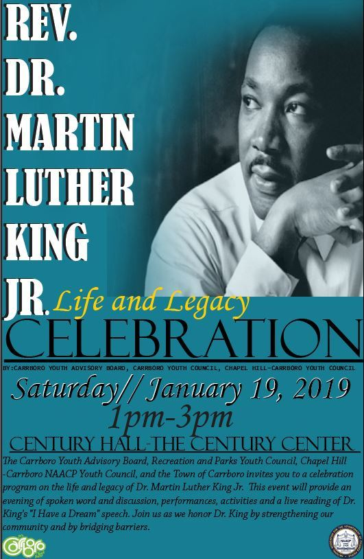 MLK Youth Event Flyer